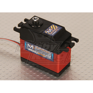 Mi Digital High Torque Metal Gear Servo JR/Hitec 11.8kg / 0.07 / 58g