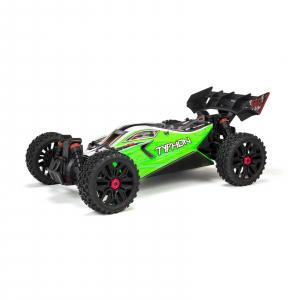1/8 TYPHON 4X4 V3 MEGA 550 Brushed Buggy RTR, Green