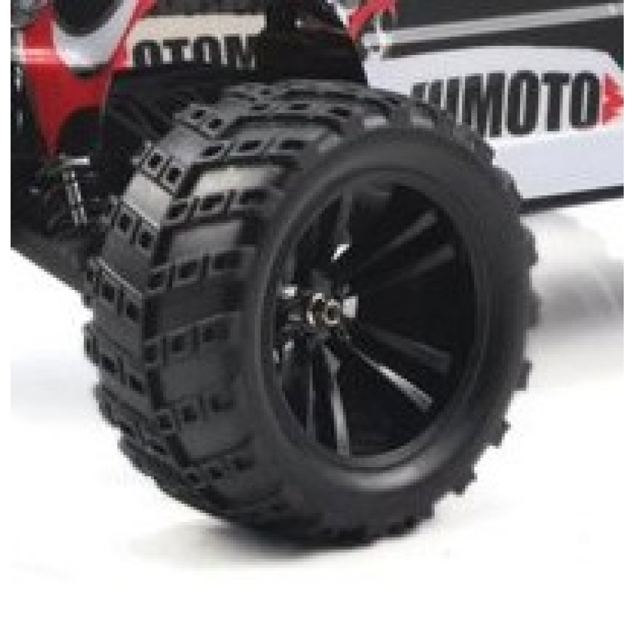 Himoto: Truck wheel 1:10 - 31804B Bowie (1vnt.)