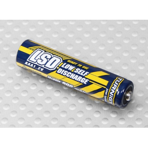 Turnigy AAA LSD 900mah Low Self Discharge (ready to use)