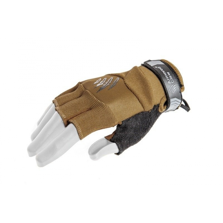 Armored Claw Accuracy Cut Hot Weather Tactical Gloves – Tan