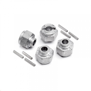 HEX WHEEL HUB 12MM (4PCS)