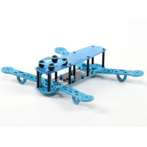 H-King Color 250 Class FPV Racer Quadcopter Frame (Blue)