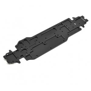Tekno RC Lightened Aluminum Chassis (Black)
