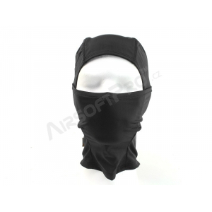 SHORT QUICK-DRYING HOOD - BLACK