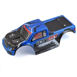 ION MT Painted Monster Truck Body (Blue) by Maverick