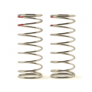 Tekno RC Low Frequency 57mm Front Shock Spring Set (Red - 5.29lb/in)