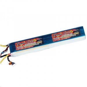 Gens ace 5000mAh 44.4V 45C 12S1P Lipo Battery Pack