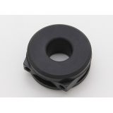Shock Absorbing CNC Aluminum Tube Clamp and Grommet (10mm) (1pc)