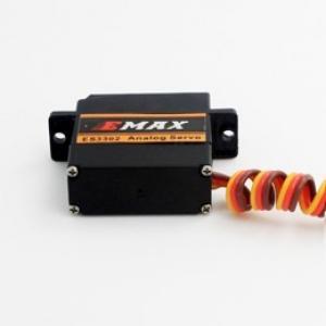 EMAX ES3302 12.4g Mini Metal Gear Analog Servo for RC Airplane