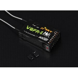 FrSky V8FR 2.4Ghz 8CH Receiver (HV)