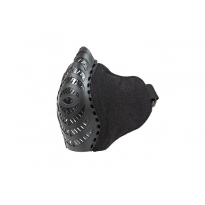 Half Face Mask - black