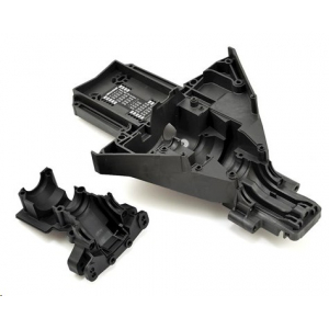 Traxxas X-Maxx Rear Upper/Lower Bulkhead