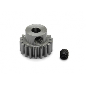 18T Robinson Racing Steel Pinion Gear MOD 0.6M