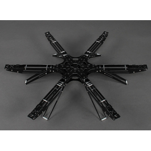 SIX Glass Fiber Hexcopter Frame 600mm [327]