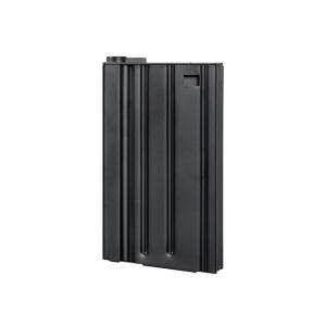 130RD SR25/AR10 RIFLE STEEL MAGAZINE - BLACK [CYMA]