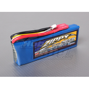 ZIPPY Flightmax 2650mAh 3S1P 45C