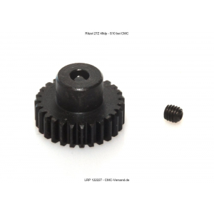 27T Pinion Gear 48dp - S10