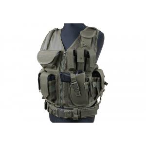 KAM-39 tactical vest - olive