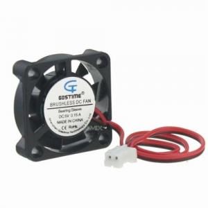 Ventiliatorius 25x25x7 5VDC