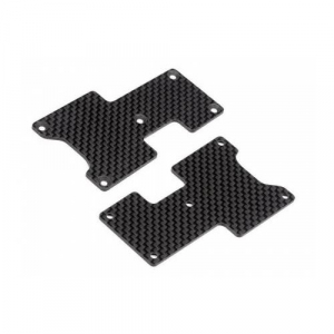 WOVEN GRAPHITE ARM COVERS (REAR)