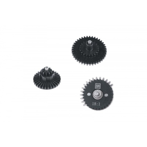 Steel 18:1 CNC gear set