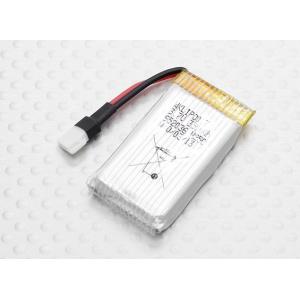 Walkera 350mAh 1S 22C Lipo Battery Pack (Suits QR Ladybird V2)
