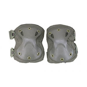 Set of Future knee protection pads – Olive
