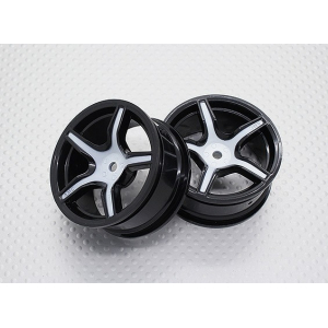 1:10 Scale High Quality Touring / Drift Wheels RC Car 12mm Hex (2pc) CR-CHW