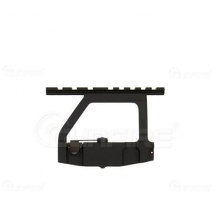 AK side scope mount rail