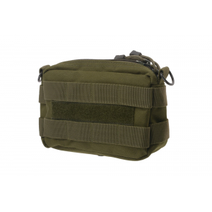 Universal horizontal cargo pouch - olive