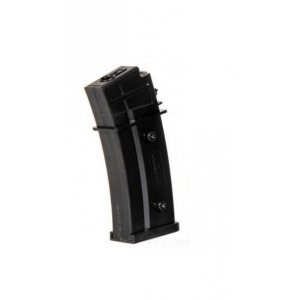 Mid-Cap 120 BB Magazine for G36 Replicas - Black