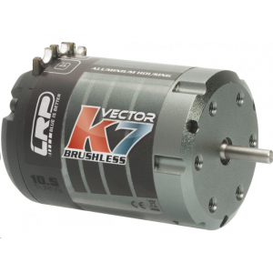 LRP Vector k7 Brushless Motor - 10.5T