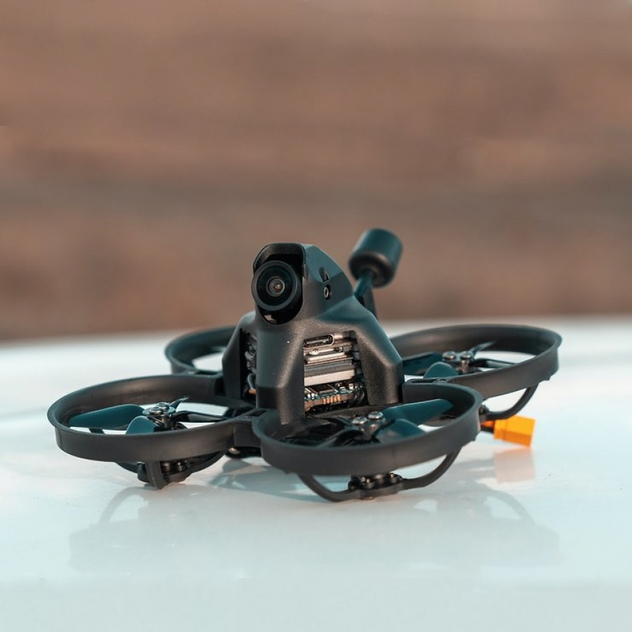 iFlight Alpha A85 HD Whoop Caddx Nebula Digital HD System Crossfire with TBS Crossfire Receiver