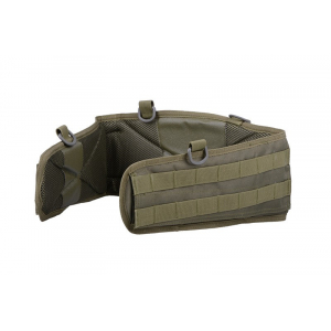 MOLLE tactical belt - olive