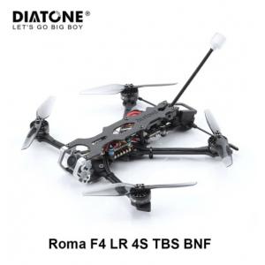 DIATONE Roma F4 LR 4S BNF FPV DRONE TBS crossfire viduje
