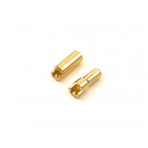 Polymax 5.5mm Gold Connectors