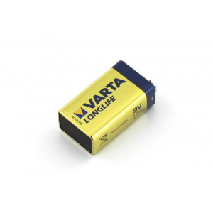 VARTA LONGLIFE alkaline battery 9V PP3 6LP3146