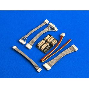 DJI Phantom 2 kabelių & hub aksesuarų rinkinys