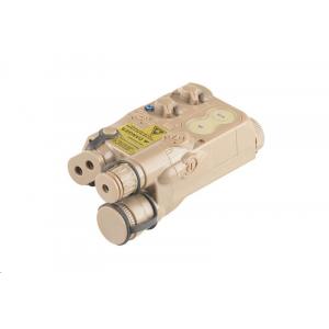Battery Casing - AN/PEQ-16 Replica - Tan
