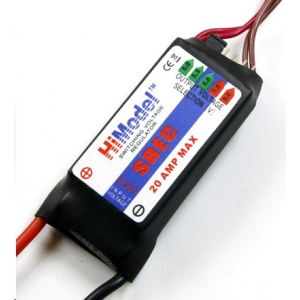 HiModel 6-50V Input 20A Large Current Switching Mode Voltage Regulator/ SBEC
