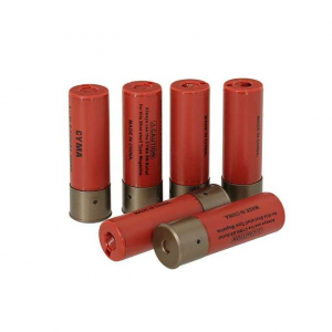 30RD SHELLS FOR AIRSOFT SHOTGUNS (6 PACK) [CYMA]