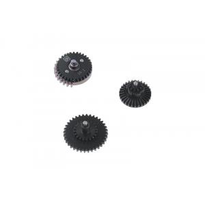 Steel 16:1 CNC gear set