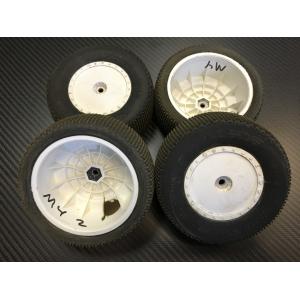 Proline holeshot padangos sumontuotos su 80proc likučiu
