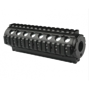 Hunting accessories Picatinny rail 6.6 inch tactical handguard rail system for Airsoft AEG M4 / M16