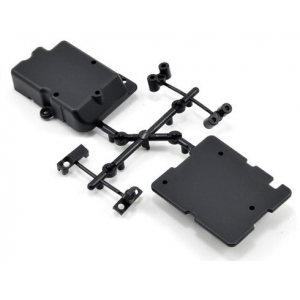 Tekno RC ESC, Radio & Battery Tray Accessory Set