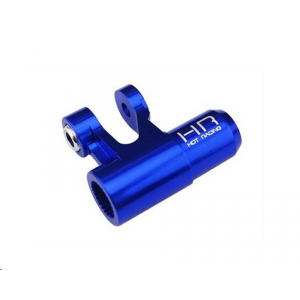 Hot Racing Traxxas X-Maxx Aluminum Steering Servo Horn Arm (Blue)