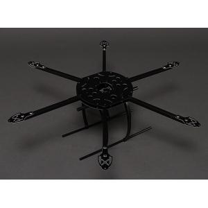 Hobbyking SX650 Glass Fiber Hexcopter Frame 650mm [272]