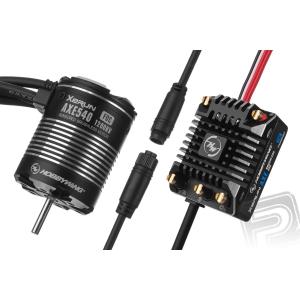 COMBO-XERUN AXE540-1200KV-FOC Sensored Brushless System