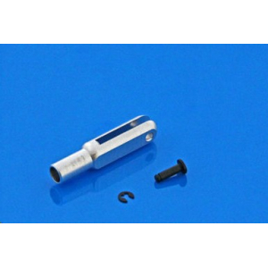 MP-JET 102156 Aluminium O3mm snap 23mm with 1,6mm pin